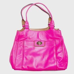 Kate Spade Hot Pink Tote Bag